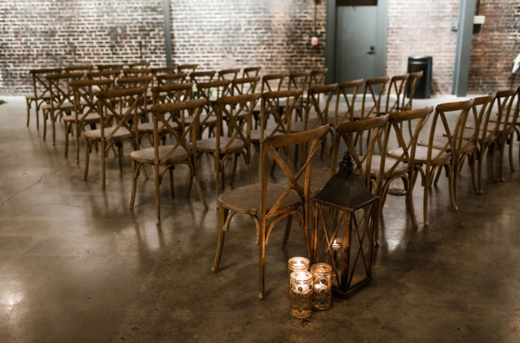 Chairs- Rivet Events